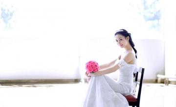 Chọn trang phục cưới cô dâu gầy