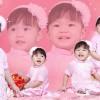 Album chụp phòng em bé số 1