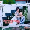Ảnh cưới tráng gương – pha lê