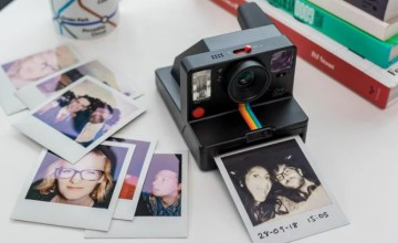 In ảnh Polaroid giá rẻ