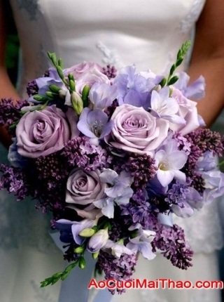 hoa co dau