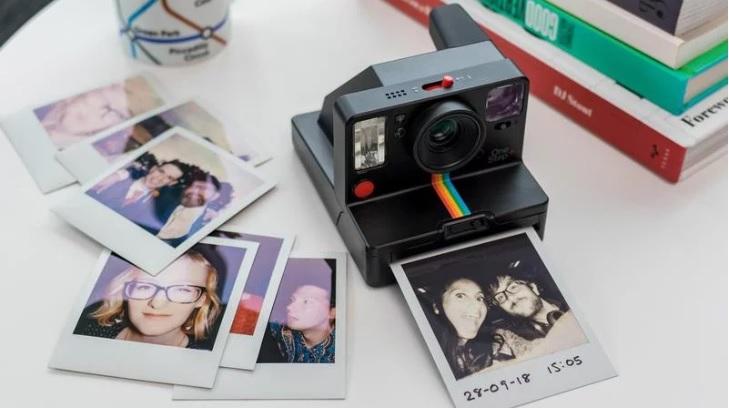 In ảnh Polaroid